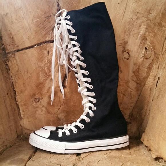 47db26ac4b1 Converse Shoes - Converse Ultra Tall Calf Knee High Sneakers Unisex